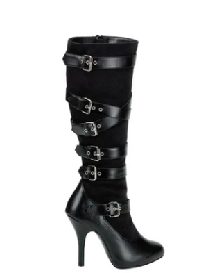 SHOE RENTAL:  Z58 Miss Pirate Boot size 6