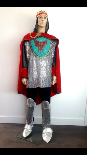 COSTUME RENTAL - C18 King Arthur