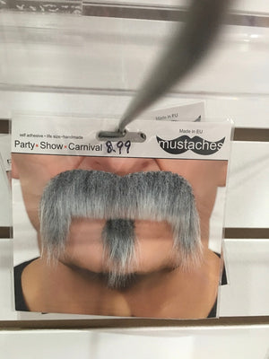 Moustache, Zappa Grey