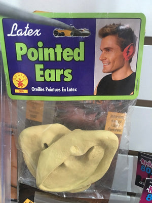 ACCESS: Ears , Pointed