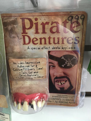 ACCESS: Pirate Dentures