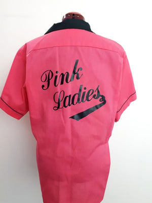 COSTUME RENTAL - J51 1950's Pink Lady Shirt