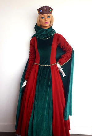 COSTUME RENTAL - C4 Maid Marion