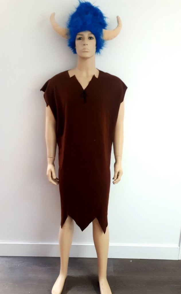 COSTUME RENTAL - E8 Barney Rubble