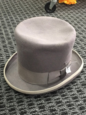 COSTUME RENTAL - Z35 grey tophat