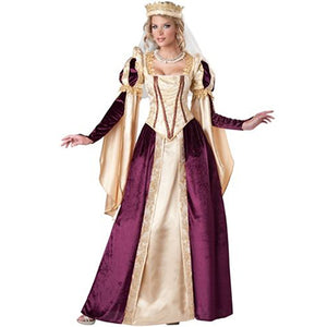 COSTUME RENTAL - A11 Renaissance Princess - 3 pieces