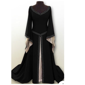 COSTUME RENTAL - A14 Black Faire Maiden