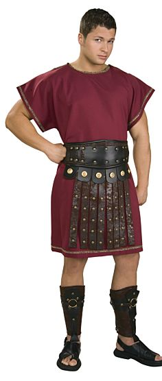 ADULT COSTUME:  Roman Apron & Belt