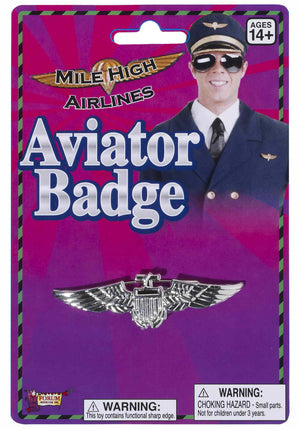 ACCESS: Badge, Aviator