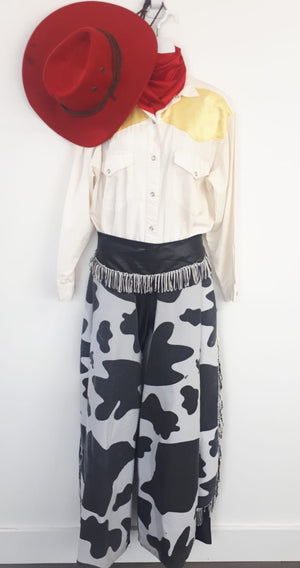 COSTUME RENTAL - H21a Cowgirl / Toy Story Jessie