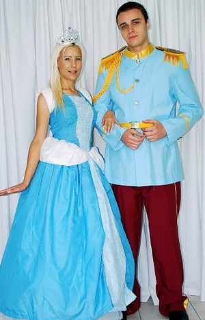 COSTUME RENTAL - D11 Prince Charming