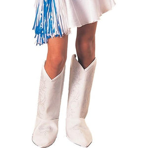 ACCESS: Cheerleader boot tops adult