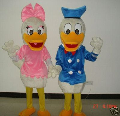 COSTUME RENTAL - R122 Mrs. Duck - 6 pieces