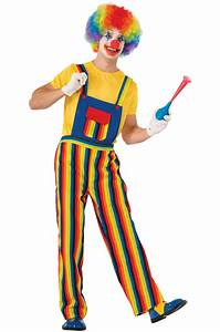 COSTUME RENTAL - E103 Stripes the Clown
