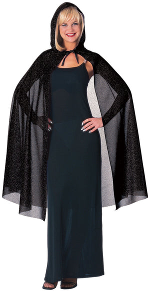 ACCESS: Cape, Black Glitter