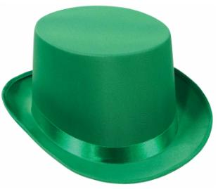 COSTUME RENTAL - Z21 Green Top Hat Rental