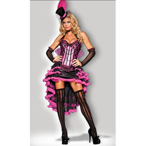 COSTUME RENTAL - H12C Burlesque Beauty
