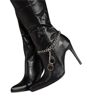 ACCESS: Handcuffs, boot jewelry