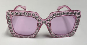ACCESS: Glasses, Pink Bling