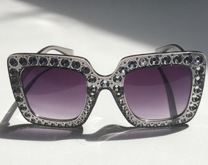 ACCESS: Glasses, Black Bling