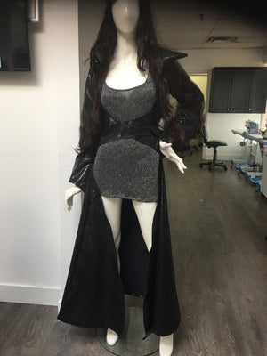 COSTUME RENTAL - E109 Shania jacket and dress