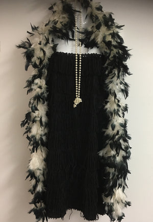 COSTUME RENTAL - J13 1920s Flapper