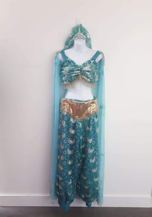 COSTUME RENTAL - D2A Princess Jasmin
