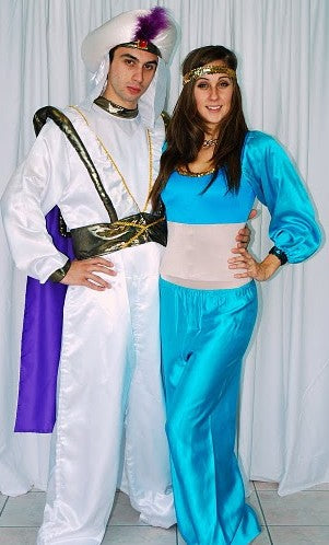 COSTUME RENTAL - D1 Aladdin