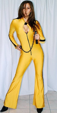 COSTUME RENTAL - E100 Kill Bill costume