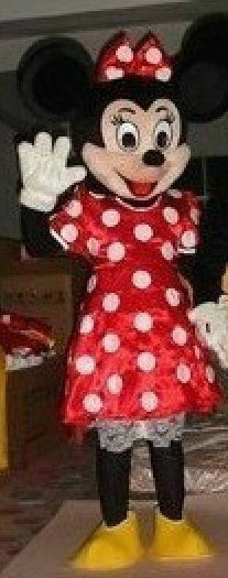 COSTUME RENTAL - R112 Mrs. Mouse..9 pieces