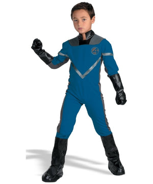 KIDS COSTUME: Mr Fantastic costume