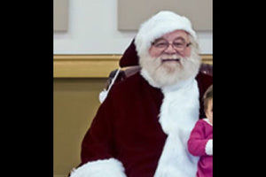 ENTERTAINMENT:  Santa Visit from Larry