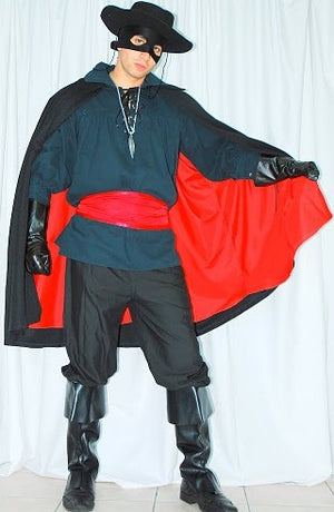 COSTUME RENTAL - I31 Zorro