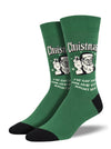 Men's Christmas Spirit Socks