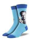 Men's Mr. Rogers Portrait Socks
