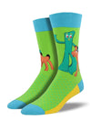 Men's Gumby and Pokey Socks