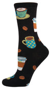 Women's Love You A Latte Socks