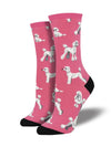 Women's Oodles of Poodles Socks