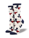 Women's Texas Socks