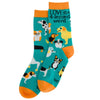 Women's Witty Dog Socks