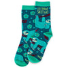 Women's Witty Sloth Socks
