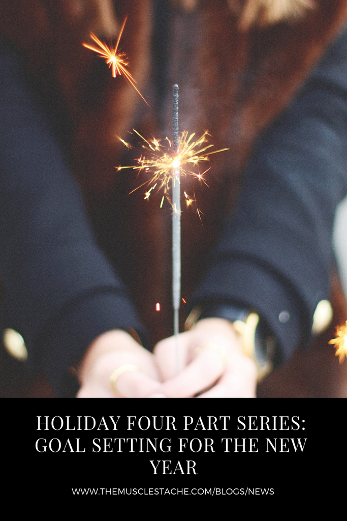 Holiday Four Part Series: Part Four – Goal Setting for the New Year