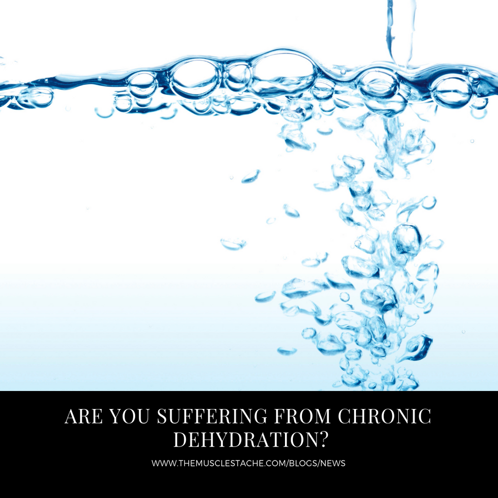 Are You Suffering from Chronic Dehydration?