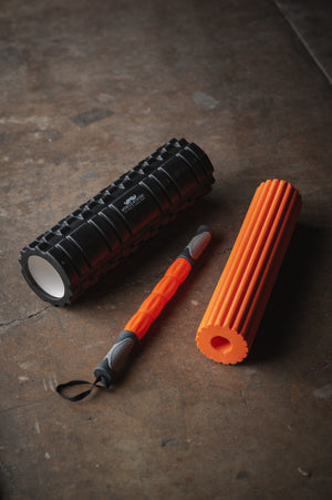 The Musclestache 3 in 1 Roller