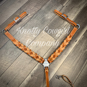 Blood Knot Breast Collar