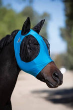 Load image into Gallery viewer, Comfort Fit Lyrca Fly Mask