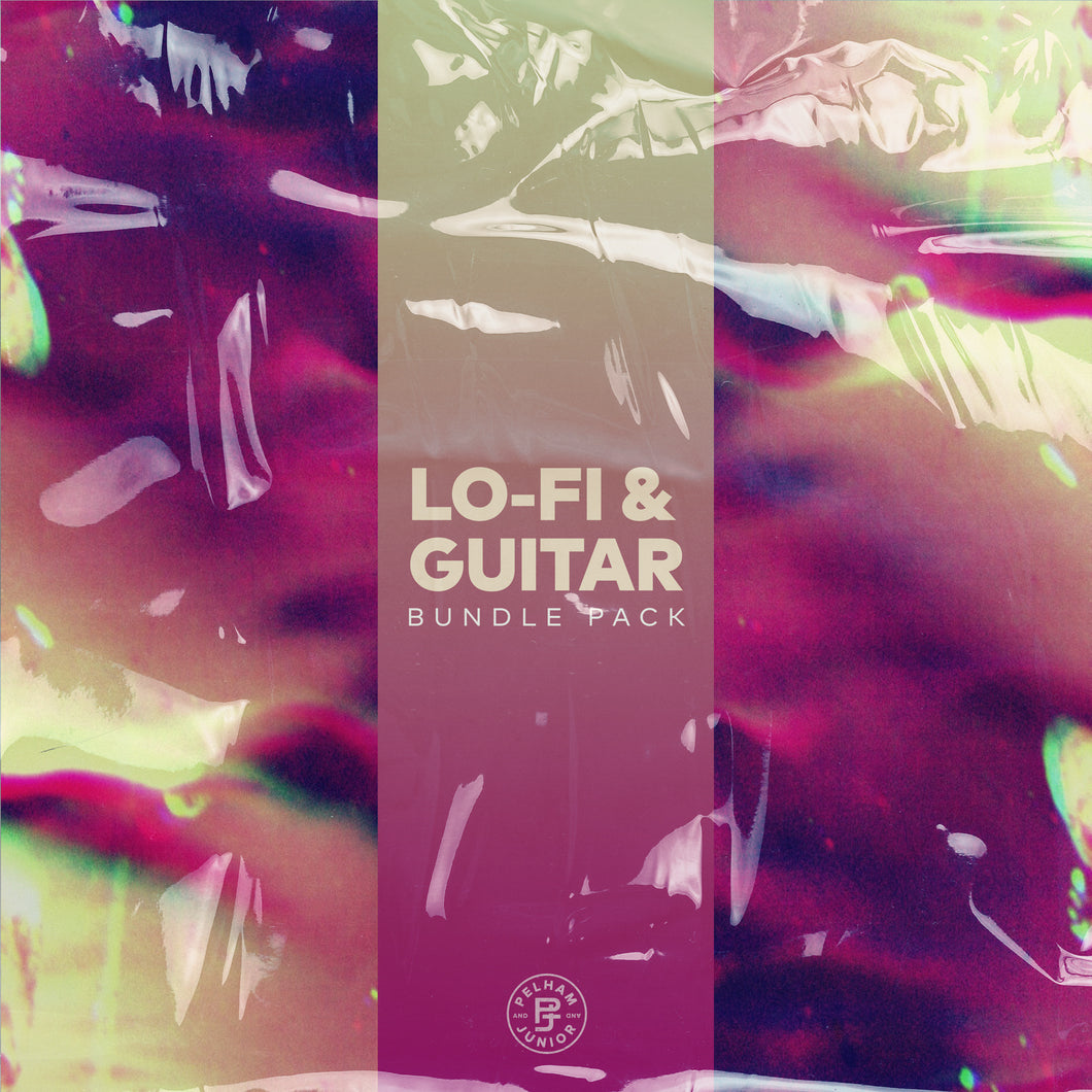 LoFi & Guitar (Bundle Pack)