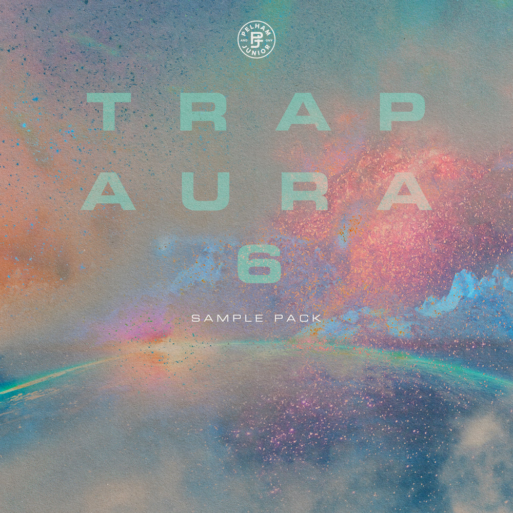Trap Aura 6 (Sample Pack)