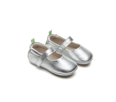 Dolly Baby Shoes in Sterling Silver