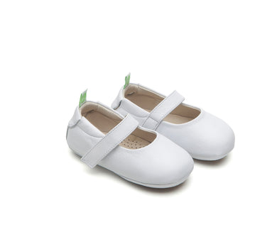Dolly Baby Shoes in White